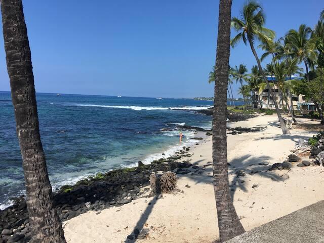 Two Bedroom Condo, Kailua-Kona, 1 Block to Ocean - Kailua-Kona - Timeshare