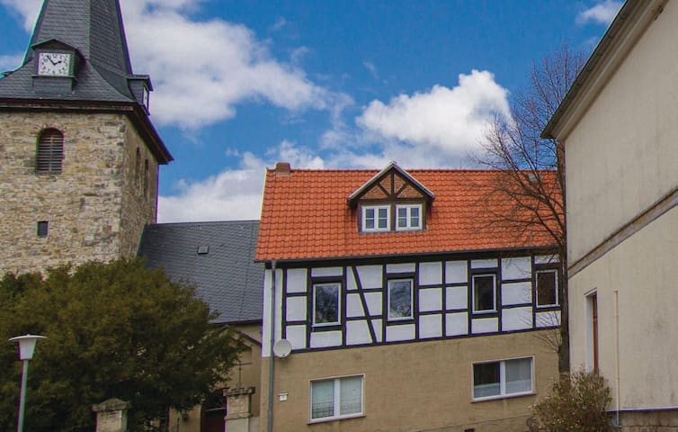 Holiday apartment with 4 bedrooms on 110 m² in Ballenstedt