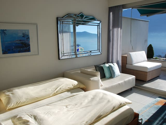 Apartment Sollevante (Utoring) for 2 persons - Ascona - Apartemen
