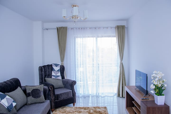 COMFY &WELL-FURNISHED 1 BEDROOM APRT IN KILELESHWA