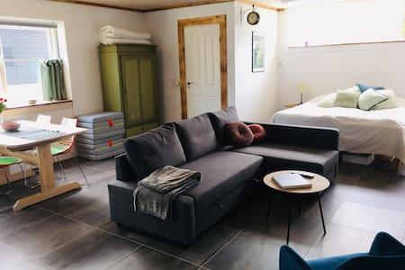 Appartement romantique situé prés du Parc National