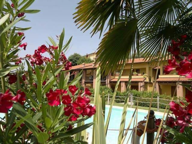 Località stupenda ( Lake Garda ) - Portese, San felice del benaco - Wohnung