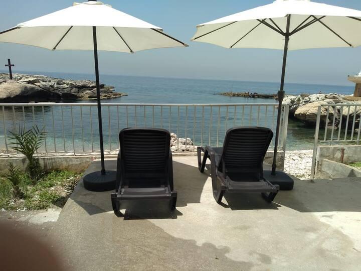 Meena Marina 12  - Beachfront Terrace