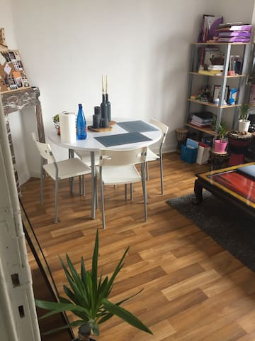 Bienvenue chez moi!!