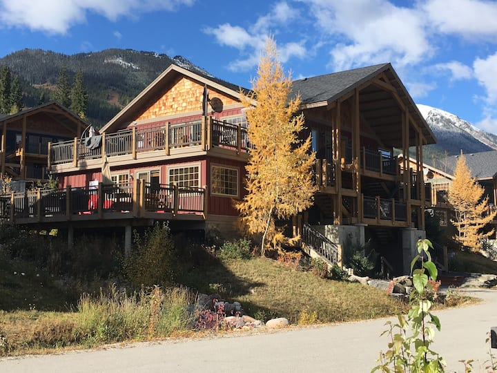Kicking Horse Retreat