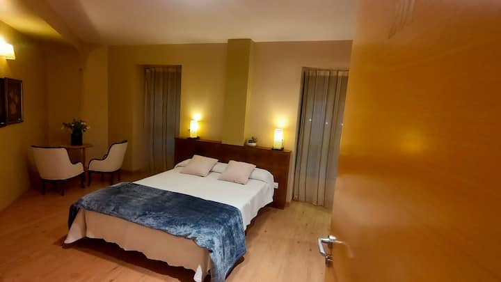 Habitación Standard en Hotel Balcón de San Bartolo