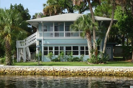 River Side Lodge - Homosassa - Appartement