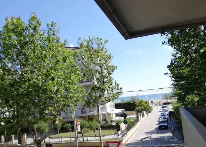 Appartamenti Scilla - Bilo - spiaggia di Rimini
