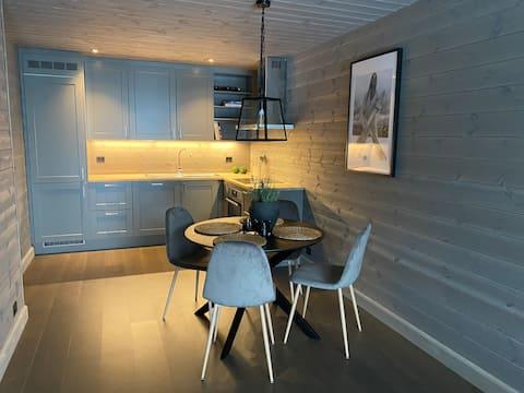 Nieuw en geweldig appartement op Beitostølen