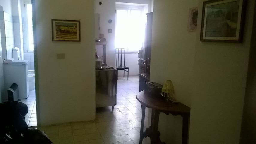 peaceful and relaxing apartment in Orsogna - Orsogna - Apartamento