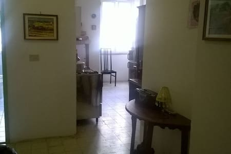 peaceful and relaxing apartment in Orsogna - Orsogna - Apartament