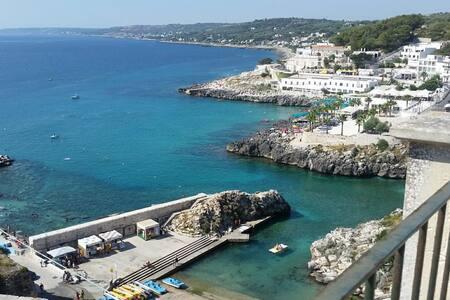 Graziosa  stanza panoramica - Castro Marina, LE, Italia