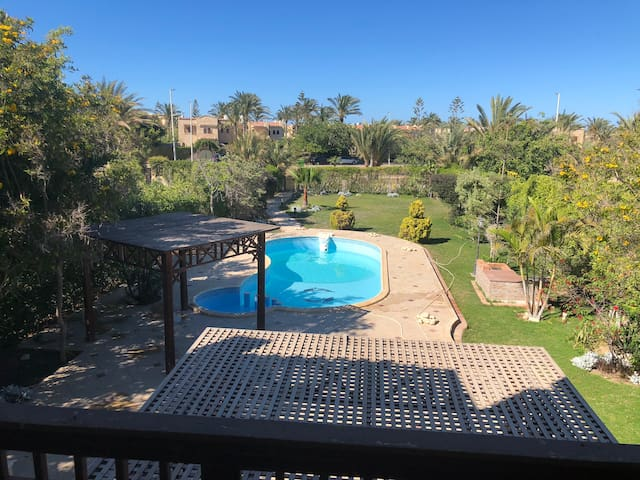 Entire Vacation House w Private Pool in Marina 5