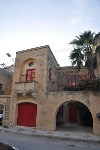 Razzett Harruba Gozo - Għarb - Villa