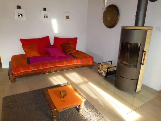 Charmante Maison, Charmey, Gruyère - Charmey