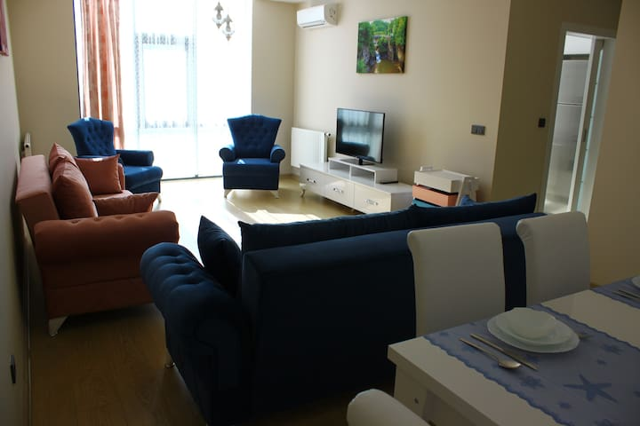 Sultan's Residence by SURUR 3+1 plus - Bayrampaşa - Wohnung