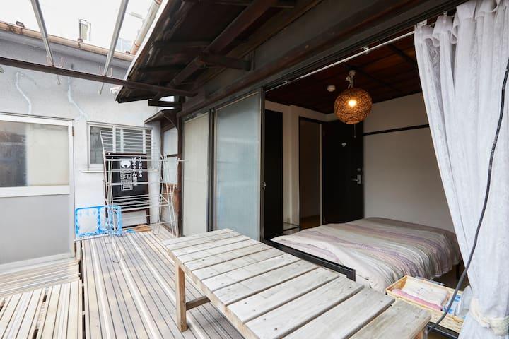 23# Near Akihabara,Asakusa,ueno JapaneseLifestyle - Taito - Rumah