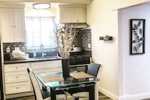 Private Studio House one Block from the Beach!!