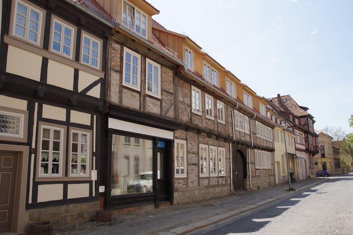 Fachwerkresidenz Deuterscher Hof: FeWo Rattenburg