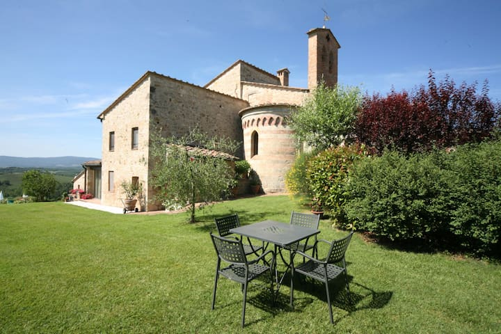 La Pieve Di San Martino - Gelsomino 2601 - Colle Di Val D'elsa - อพาร์ทเมนท์