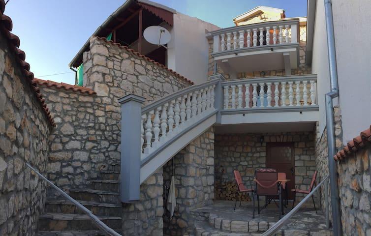 K-ville in Zaton near Šibenik