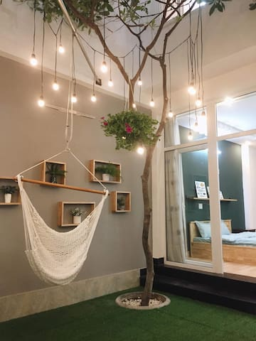 TREE HOUSE - Relaxing & cozy space - Near beach