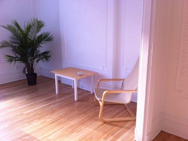 Mile-End - Montréal - Appartement