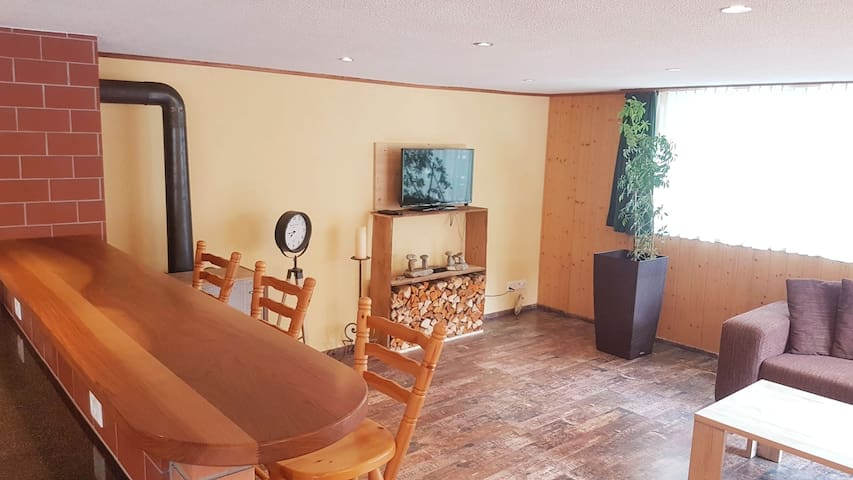 Beautiful Apartment  in Swiss Chalet near Blausee