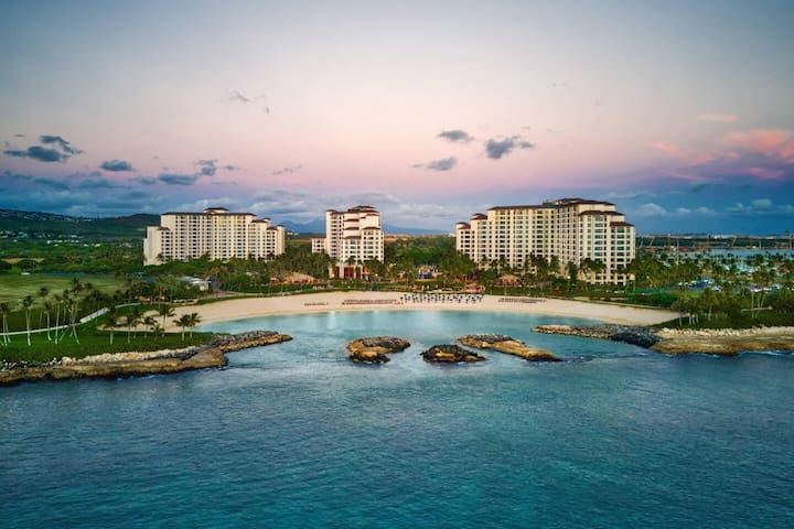 HIKO0 ☆ Marriot Ko Olina 4P Studio ❤️ Beachfront ☆