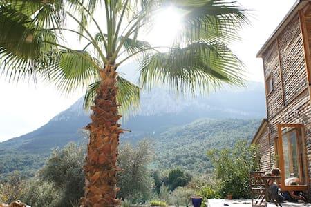 Charming chalet,near of Antalya - Akdamlar Köyü - House - 1