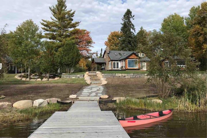 Sunshine Cottage on Lake Bernard