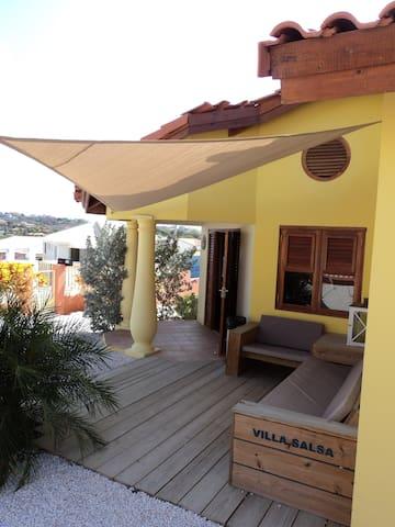 Villa Salsa, droomhuis met zwembad