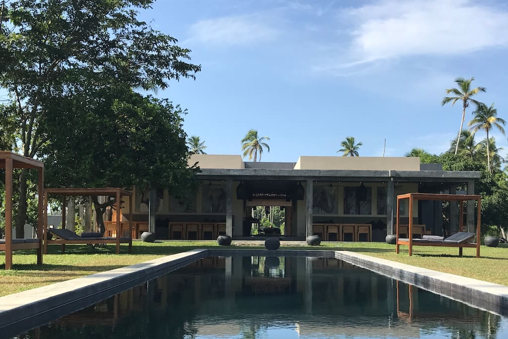 Wirdana Spa & Villas - Villas for Rent in Boossa, Southern