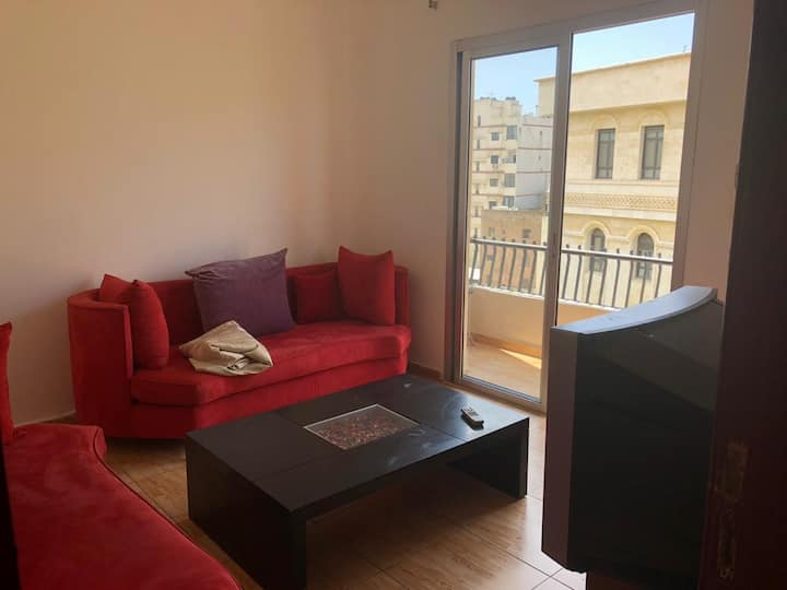 Calm and cosy apartment at the heart of Ashrafieh