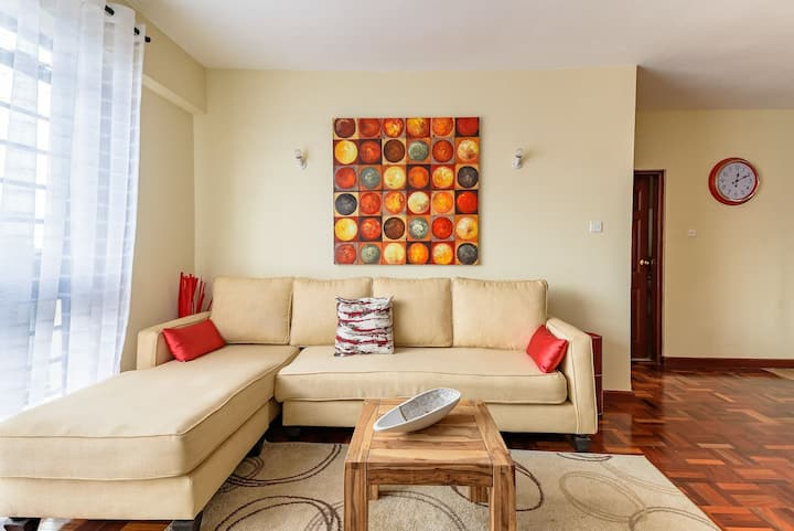 Red-Premium 1br Apartment in Westlands