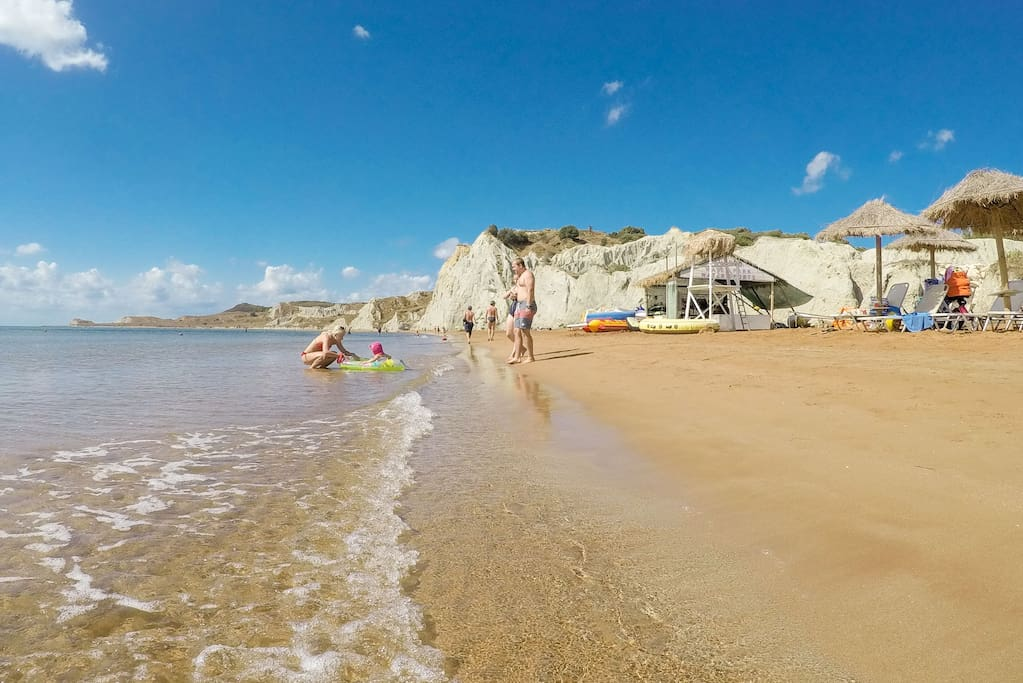 Many great beaches within walking distance or a few minutes drive