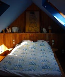 CHAMBRE A LOUER  colocation dans maison de charme - Pont-de-Ruan