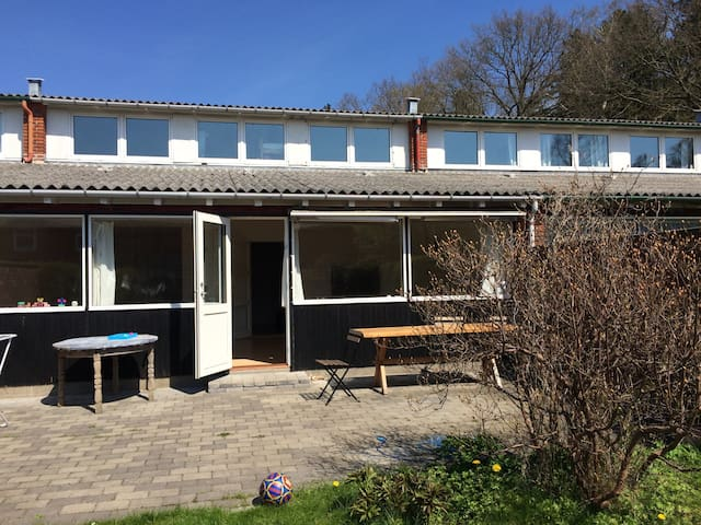 Nice house close to forest - Kongens Lyngby - Rumah