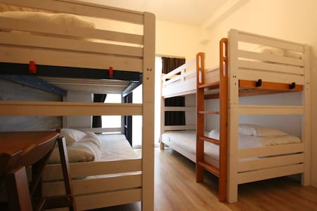 Private 2 bunks bed X2 Room