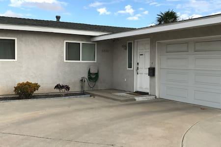 Quiet, clean, cheap, and convenient home - San Diego