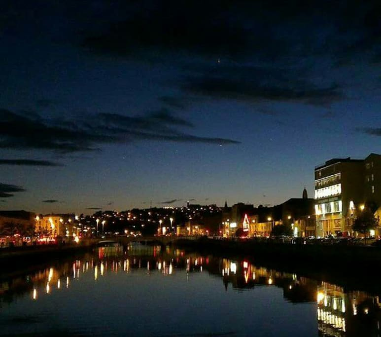 River Lee's view