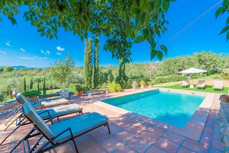 Es Garroveral 3 - fantastic house with pool - Bunyola