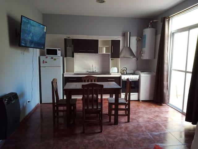 Mendoza, Departamento Amoblado por día.
