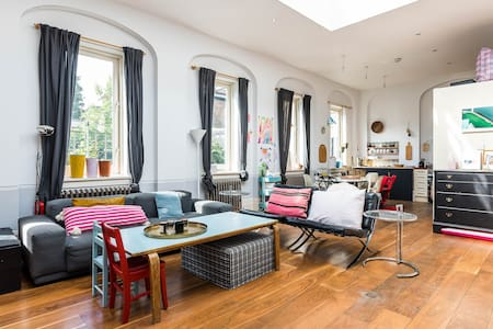 Spectacular Sunfilled Loft London Fields - London
