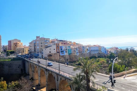 Lovely appartment in the heart of Villajoyosa!