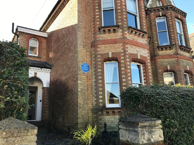 Victorian house -  home of HG Wells - Sevenoaks - Radhus