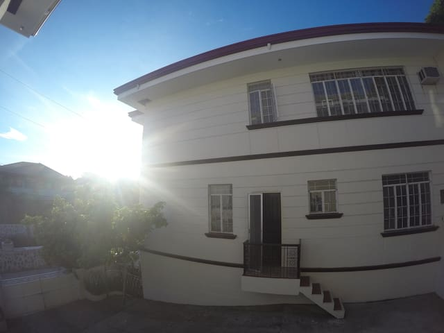 Casa Enrile by the airport