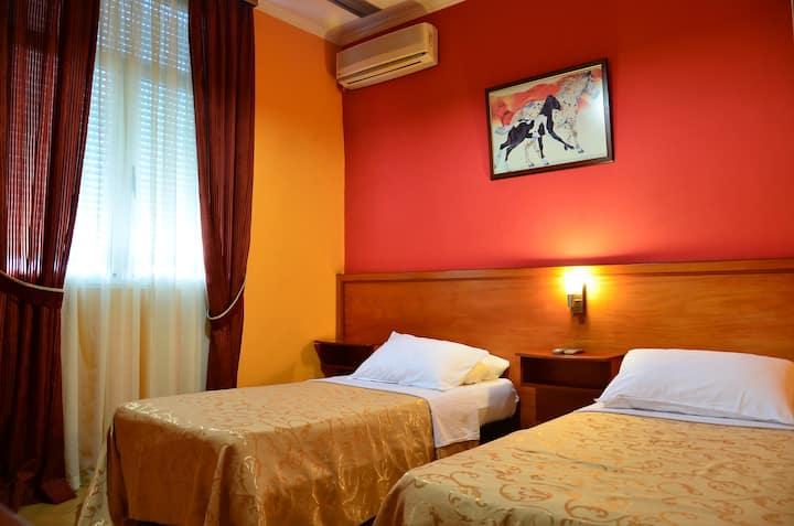Hotel Nobel - Twin Room