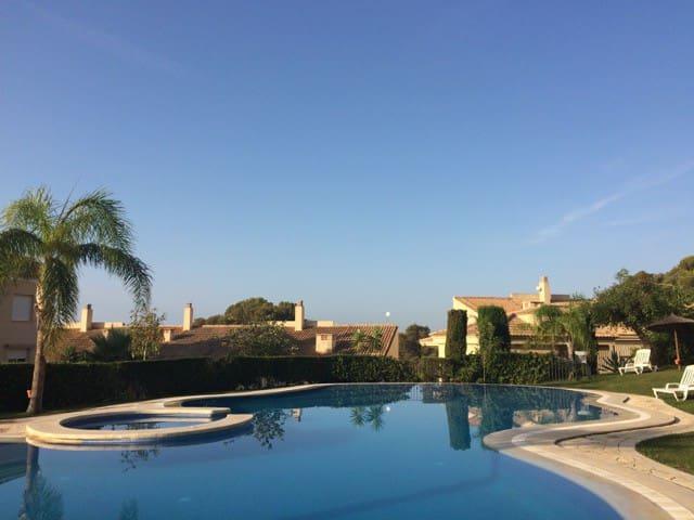 Residencial Isla de Altea, Alicante - Altea - Lägenhet