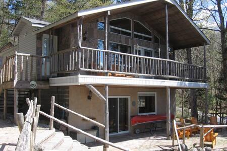 Spacious cottage on Eagle Lake - Eagle Lake - Talo